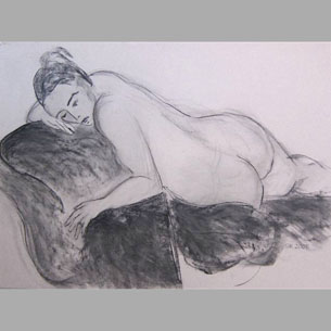 Woman_Resting